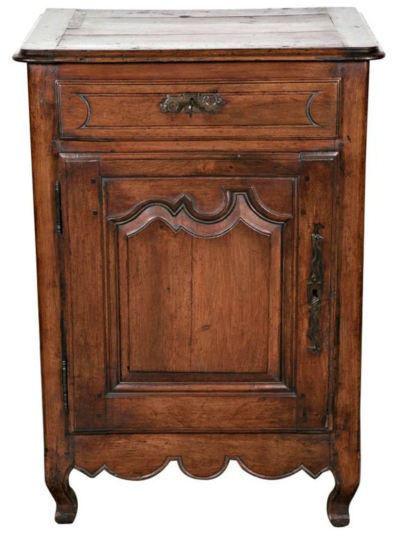Lolo French Antiques 18th Century Louis XV Period Confiturier or Jam Cabinet